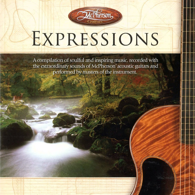 Expressions (Free Download) - McPherson Guitars